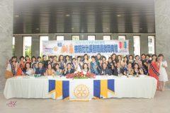 20200709創藝扶輪社社長暨職員就職