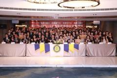 20200709第五分區 社長暨職員聯合就職典禮